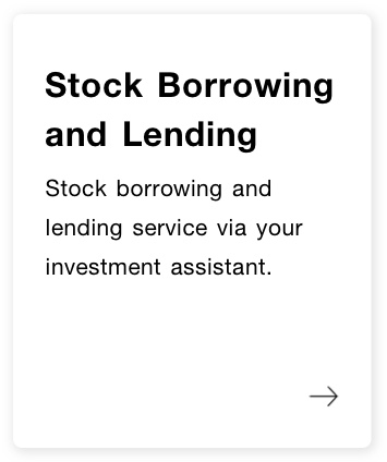Stock Borrowing and Lending
