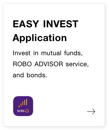 EASY INVEST Application