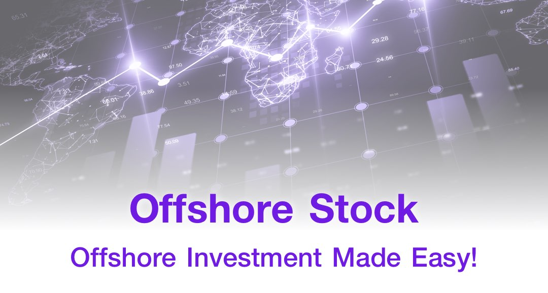 Offshore Stock. Offshore Investment Made Easy!