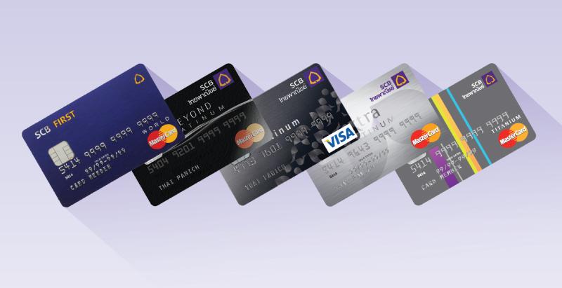 แลกคะแนนสะสมบัตรเครดิต<br>ธนาคารไทยพาณิชย์