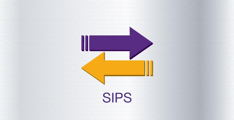 ระบบ SIPS ผ่านช่องทางต่างๆ