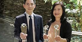 บล.ไทยพาณิชย์ คว้า 3 รางวัลนักวิเคราะห์การลงทุนยอดเยี่ยม ประจำปี 2563   จากเวที IAA Best Analysts Awards 2020  สะท้อนคุณภาพและความเชี่ยวชาญระดับแนวหน้าของทีมนักวิเคราะห์