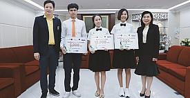 กลุ่มธนาคารไทยพาณิชย์และมหาวิทยาลัยมหิดล ได้ผู้ชนะเลิศจากการแข่งขัน MU Trading Challenge ในโครงการสมาร์ทยูนิเวอร์ซิตี้