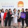 """บล.ไทยพาณิชย์ นำจิตอาสา """"SCBS ทำดีเพื่อน้อง""""  มอบเงินและสิ่งของสนับสนุนมูลนิธิช่วยคนตาบอดแห่งประเทศไทยฯ"""
