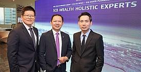 """SCB Wealth Holistic Experts"" ชี้เศรษฐกิจโลกปีหนูทองเติบโตได้ในระดับต่ำแต่ยังไม่ถดถอย เศรษฐกิจไทยได้แรงหนุนจากการลงทุนภาครัฐ-เอกชน  พร้อมเผยกลยุทธ์การลงทุนรับปี 2563 และเตรียมพร้อมรับภาษีที่ดินฉบับใหม่"